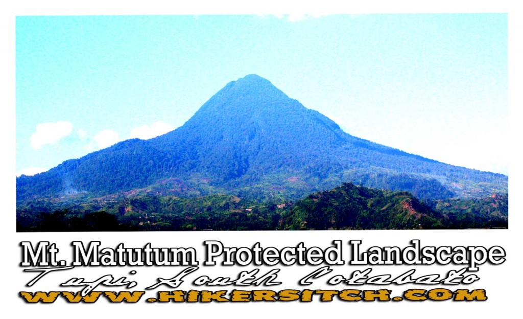 Mt. Matutum, Polomolok South Cotabato