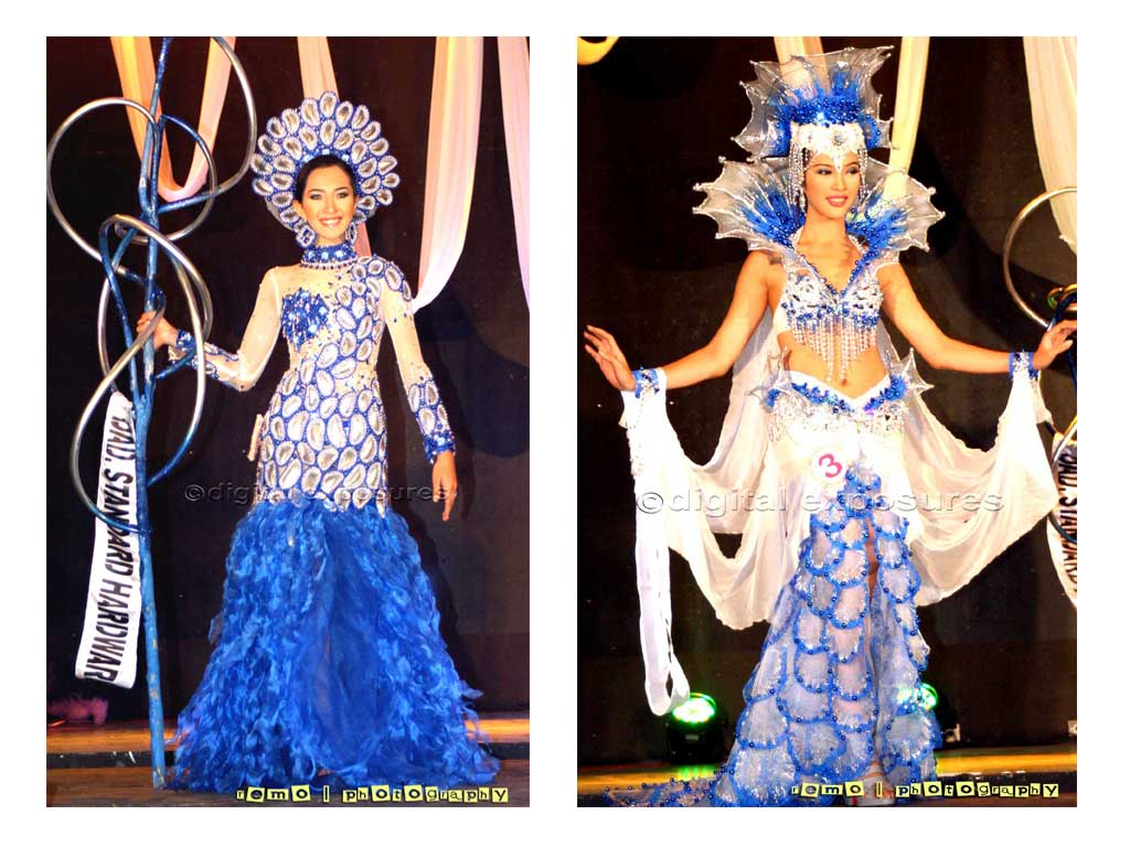 Ms. Gensan in Costume