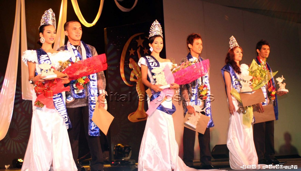 Winners of the 2010 Ms. and Mr. Gensan